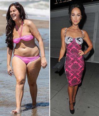 Weight Loss Photo Black Latte